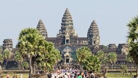 柬吳哥景區前11 個月門票收入逾 1 億美元。(圖源:互聯網)