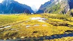 雲龍潭是北部平原最大的濕地自然保護區。
