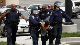 "美逮捕上萬""跨國黑幫""成員。(圖源:Getty Images)"
