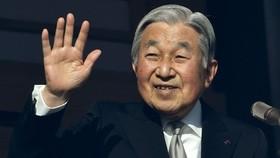 日本天皇明仁。(圖源:互聯網)