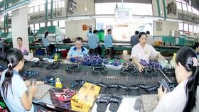 華人企業平仙公司的生產線。(圖源:高昇)