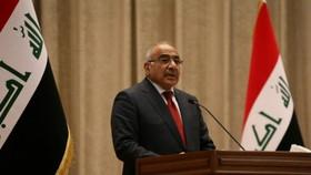 伊拉克總理阿卜杜勒-邁赫迪當地時間24日在新聞發佈會上針對美國從敘利亞撤軍表態稱,該決定對伊拉克產生消極影響,需要考慮採取預防措施。(圖源:路透社)
