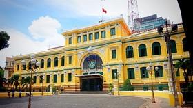 市郵政局是本市的熱門景點之一。