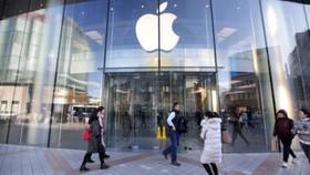 蘋果下調本財年第一季度營收預期。(示意圖源:互聯網)