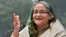 孟加拉人民共和國總理謝赫‧哈西娜。(圖源:互聯網)