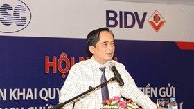 BIDV 原副總經理段映創。(圖源:BIDV)