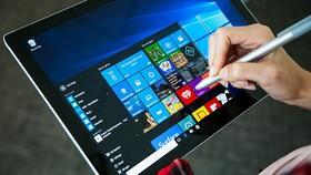 微軟將於今年12月10日停止發佈視窗10移動作業系統安全和軟件更新。(示意圖源:互聯網)