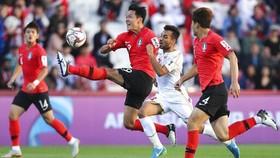 韓國隊以2比1完勝,挺進八強。(圖源:互聯網)