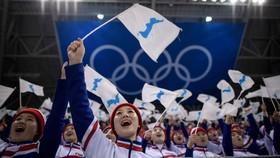 朝鮮、韓國與國際奧會商定,在2020年東京奧運會上,朝韓將組建女子籃球、女子冰球、柔道和賽艇四個聯隊參加比賽。(圖源:互聯網)