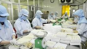 西貢農業總公司生產平抑物價的加工食品。
