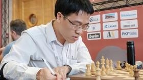 越南棋手黎光廉。(圖源:互聯網)