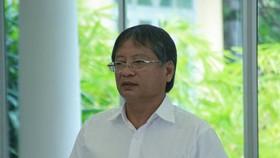 峴港市人委會原副主席阮玉俊。(圖源:黃丹)