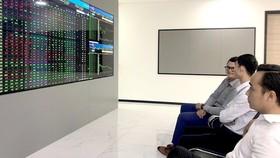 從2月初至今,股市指數環比上升逾80點。