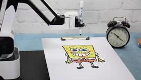 智能型機器人手臂可以繪圖雕刻以及 3D 列印。(圖源:Hexbot Robotics)