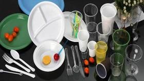 歐盟通過法案全面禁用一次性塑料製品。(示意圖源:互聯網)