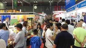 """""""越南食品與酒店展""""近年來吸引眾多國內外業者的關注。"""
