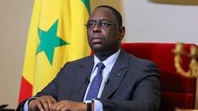 塞內加爾共和國總統馬基‧薩勒。(圖源:互聯網)
