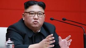 朝鮮勞動黨主席金正恩。(圖源:KCNA)