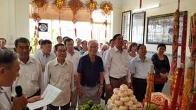 六桂堂大宗祠昨(21)日上午在宗祠址舉辦己亥年春季祭祖典禮。