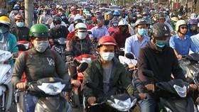 摩托車在機動車輛中所排放的廢氣量佔逾80%。