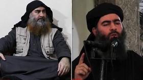 5年來巴格達迪對比。(圖源:互聯網)
