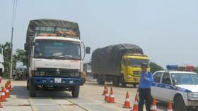 交通運輸部指導所有秤重檢查站須安裝視頻監控系統。(示意圖源:互聯網)