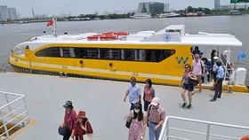 本市的高速水路線有助水路旅遊發展。