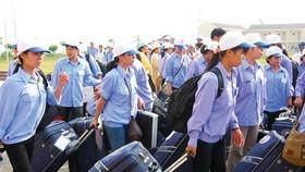 輸出勞工應執行所在國法律。(示意圖源:黃孟)