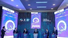 Viettel 與瑞典愛立信集團首次正式在越南啟動第五代移動電信網絡(5G)。(圖源:TVD)