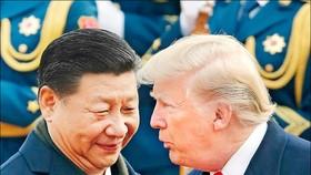 美國總統特朗普在當地時間13日透露,他將於6月底舉行的二十國集團(G20)會議期間與中國國家主席習近平會晤。(圖源:AP)