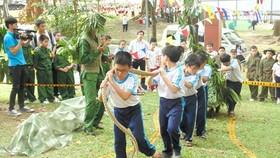 夏天是孩子們娛樂、鍛煉生活技能,而不是填鴨式教育知識的時間。