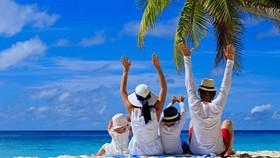 暑假旅遊是讓父母和孩子增進感情的機會。