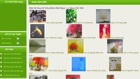 設網站推介仿製畫者。