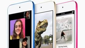 """美國蘋果公司發佈了多功能終端""""iPod touch""""的新產品。(圖源:互聯網)"""