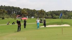 高爾夫球賽。(圖源:互聯網)