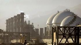 波斯灣石油化工工業公司一處設施。(圖源:IC Photo)