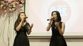 2019年SHZ華語歌唱比賽本市區的初賽。
