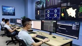 圖為太平省 SOC 網絡與信息安全管理中心一瞥。(圖源:世悅)