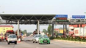 政府總理阮春福要求交通運輸部加快轉向自動不停車電子收費模式。(示意圖源:互聯網)