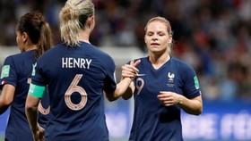 法國女隊(圖源:互聯網)
