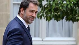 法國內政部長卡斯塔內。(圖源:AFP)