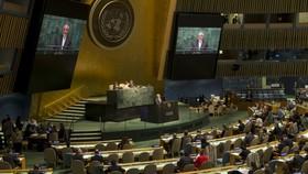 不擴散核武器條約2015年審議大會因分歧而以失敗告終。(圖源:路透社)