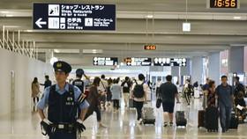 二十國集團(G20)大阪峰會即將在28至29日召開,作為日本的門戶迎接多位重要人物的關西機場呈現緊張的氛圍。(圖源:共同社)