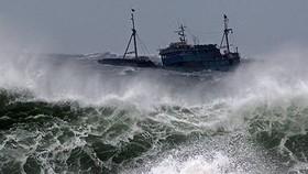 國家水文氣象預報中心:熱帶低氣壓有可能轉強成颱風。(示意圖源:互聯網)