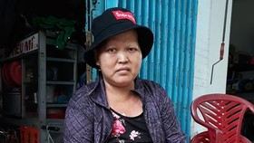 不幸患上乳癌的鄧七妹。
