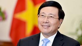外交部長范平明。(圖源:互聯網)