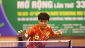 胡志明市隊外援Sun Chen奪得女子單打冠軍。(圖源:互聯網)
