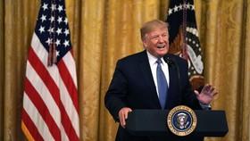 美國總統特朗普。(圖源:互聯網)