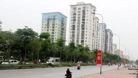 目前,河內市有745幢商業公寓投入運營。(圖源:允成)