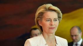 德國國防部長馮德萊恩。(圖源:AFP)